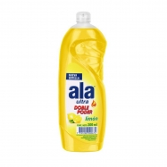 Detergente Ala Ultra Limon 300 Ml