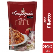 Salsa Salsati Filetto Doypack 340 Gr