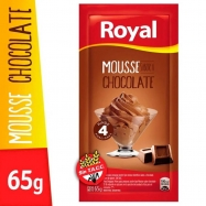 Mousse Royal Chocolate 65 Gr