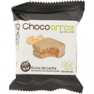 Alfajor Choco Arroz Blanco 28 Gr