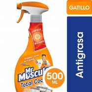 Mr Musculo Antigrasa Cocina Gatillo 500 Ml