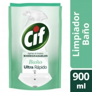 Cif Bano Biodegradable Doypack 900 Ml