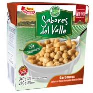 Garbanzos Secos Valle 340 Gr