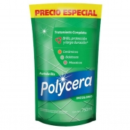 Autobrillo Polycera Incoloro Dp 750 Ml