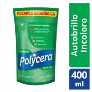 Autobrillo Polycera Incoloro Dp 450 Ml